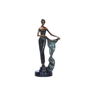 Lark Manor Berene Copper 2 Piece Sculpture Set Reviews Wayfair