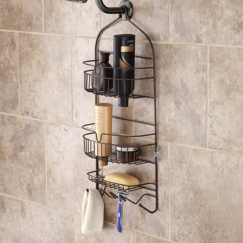 Tier Large Hanging Shower Caddy
