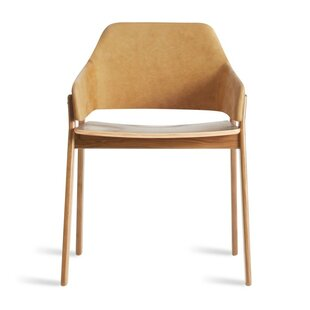 Clutch Leather Armchair by Blu Dot