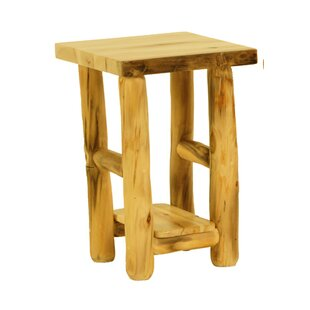 Rustic Arts™ End Table