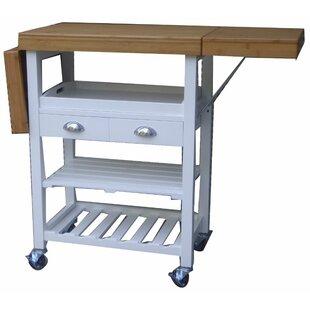Woodland Imports Bar Cart