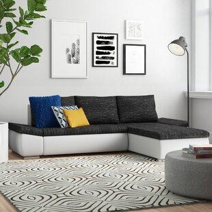 Buerger Corner Sofa Bed By Zipcode Design