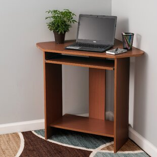 Corner Computer Desk by Fineboard