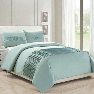 Winston Porter Paulornette 6 Piece Reversible Comforter Set