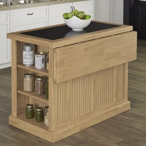 Nantucket Kitchen Island by DMI