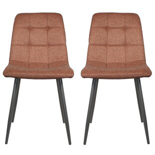 Housley Upholstered Dining Chair (Set Of 2) By Ebern Designs
