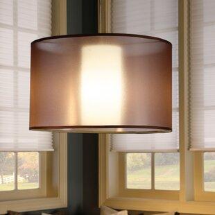 Tech Lighting Dillon 1-Light Drum Pendant
