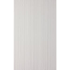 Vibrance 39.8cm x 24.8cm Ceramic Fabric Look/Field Tile in White