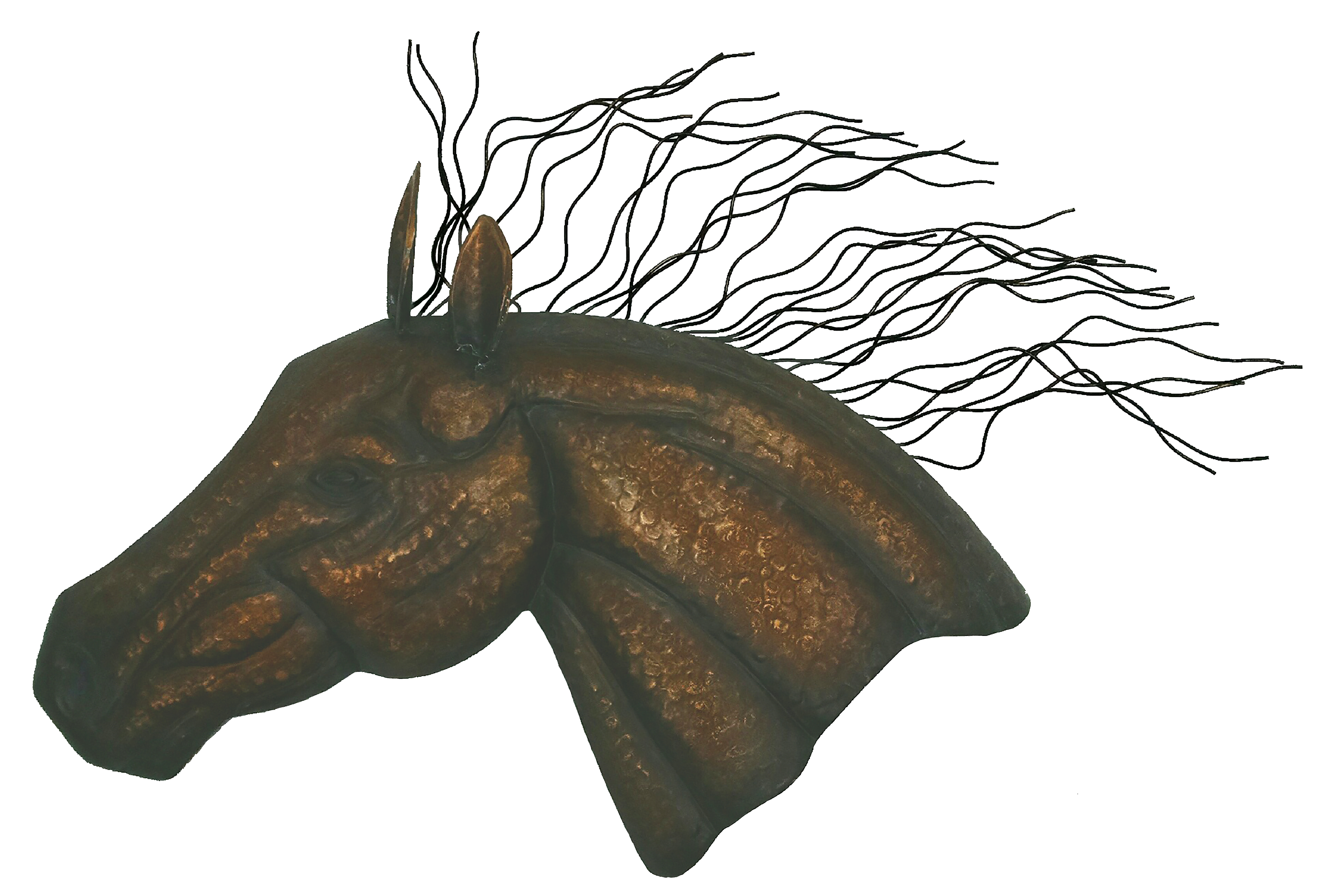 Loon Peak Large Horse Head Wall Decor Wayfair