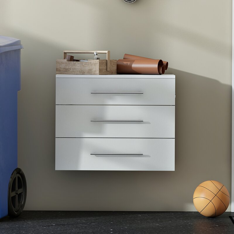 Wayfair Basics 24 H X 30 W 16 D 3 Drawer Base Storage Cabinet Reviews
