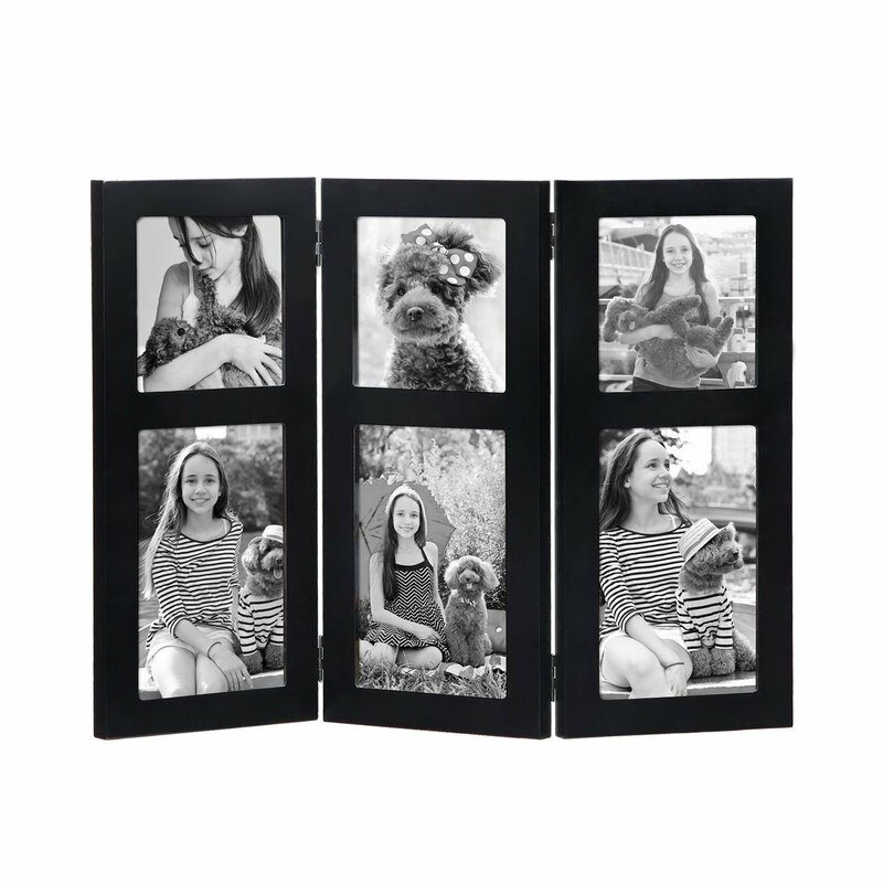 AdecoTrading 6 Piece Collage Picture Frame Set & Reviews | Wayfair