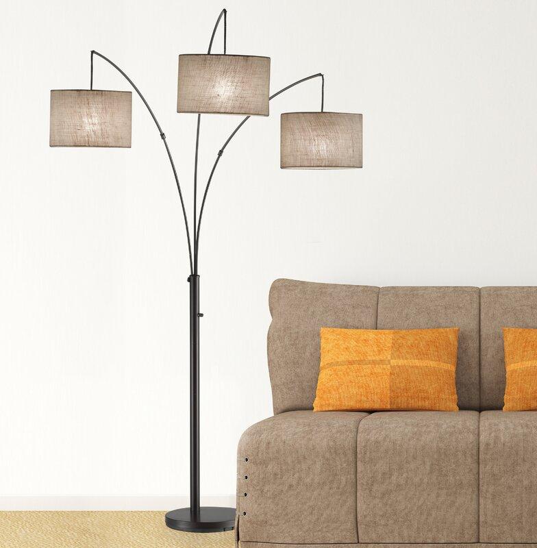 Brayden studio utecht 74 tree floor lamp base reviews wayfair utecht 74 tree floor lamp base aloadofball Images