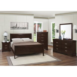 Rayna Full/Double Panel Configurable Bedroom Set by Charlton Home