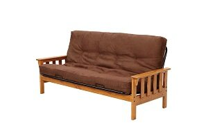 Mission Futon Frame by Chelsea Home