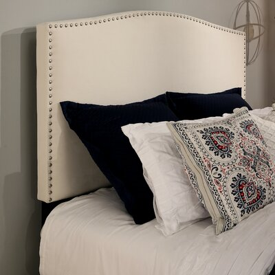 Altamirano Upholstered Panel Headboard Darby Home Co