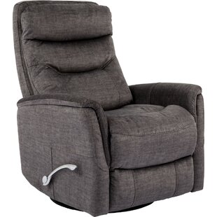 Cohoba Manual Swivel Recliner