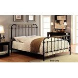Gianluca Standard Bed by Williston Forge