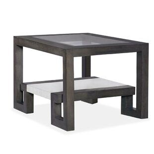 Fusion India End Table