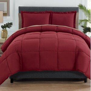 Forestport Reversible Comforter Set