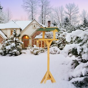 Ladson Mounted Birdhouse By Sol 72 Outdoor