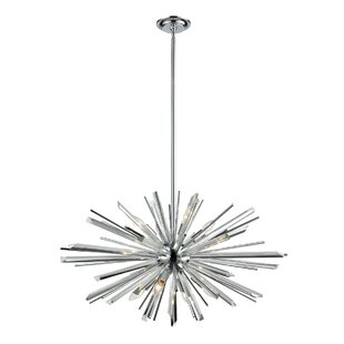 Everly Quinn Kolb 8-Light Chandelier