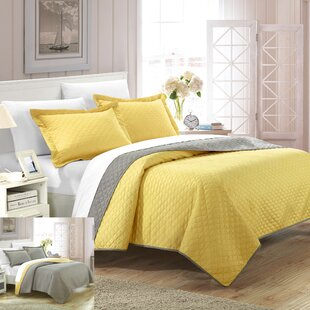Teresa 3 Piece Twin Quilt Set