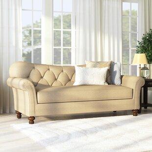 Serta Upholstery Wheatfield Sofa by Three Posts