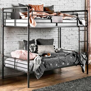 Reviews Apamea Twin over Twin Bunk Bed by Mack & Milo Reviews (2019) & Buyer's Guide