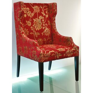 Gessner Wingback Chair by Astoria Grand