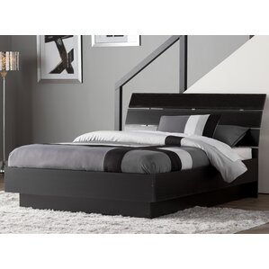 west oak lane platform bed - Black Platform Bed Frame