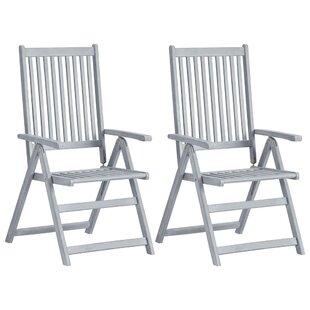 Sandoz Reclining Garden Chair By Sol 72 Outdoor