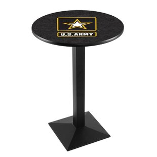 Military Pub Table
