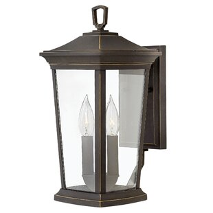 Bromley 2-Light Outdoor Wall Lantern by Hinkley Lighting