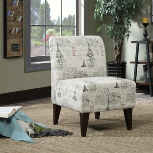 Andover Mills Ianthe Slipper Chair