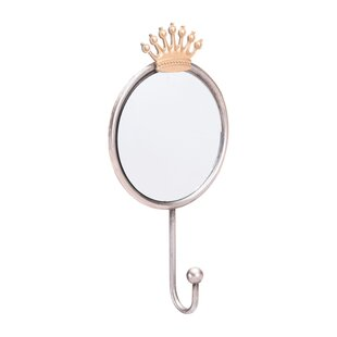 House of Hampton Upminster Crown Accent Mirror