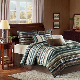 Ishani 7 Piece Comforter Set