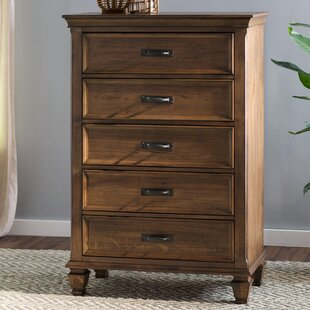 Dorrington 5 Drawer Chest