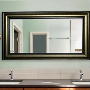Stepped Accent Mirror By Rayne Mirrors
