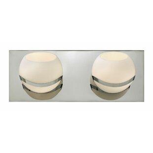 Hinkley Lighting Nova 2-Light Bath Bar