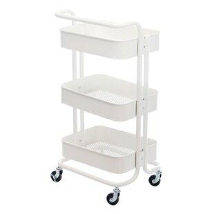 Locher Serving Cart By Ebern Designs