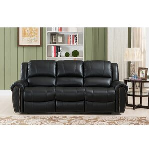 Houston Reclining Sofa by Amax