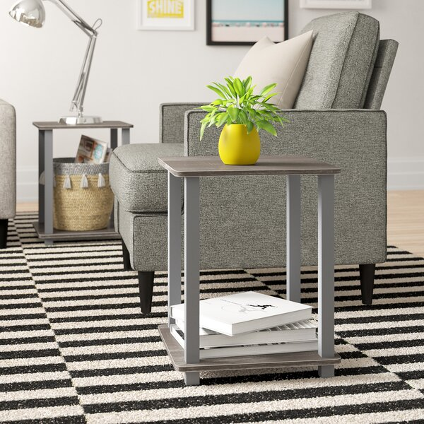 Bedroom End Tables Set Of 2 Wayfair