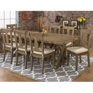 Dining room tables seat 8