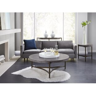 Dirksen 3 Piece Coffee Table Set