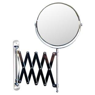 Wildon Home ® Accordion Wall Mirror