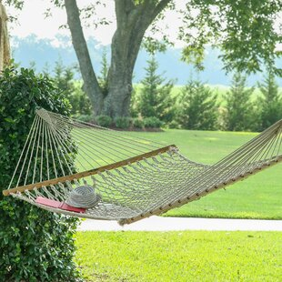 Edler Cotton Rope Tree Hammock