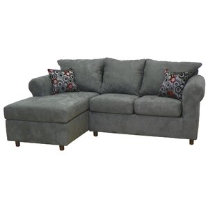 Dewitt Sectional  sc 1 st  Wayfair : grey chaise sectional - Sectionals, Sofas & Couches