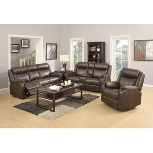Affordable Price Rockville Reclining Configurable Living Room Set by Red Barrel Studio Reviews (2019) & Buyer's Guide
