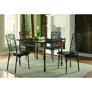 Boulder 5 Piece Dining Set