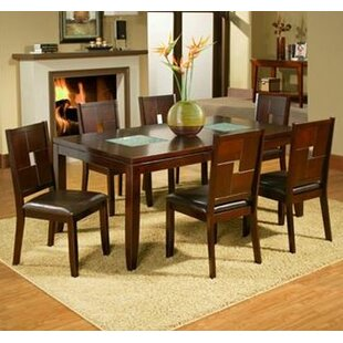 Lakeport Extension Dining Table by Alpine Furniture No Copoun